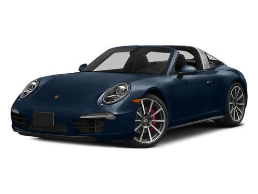 911 Targa 4S >> 2016 Porsche 911 Targa 4s