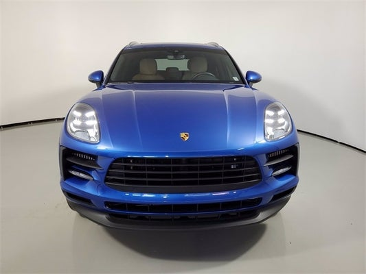 2019 Porsche Macan S Awd In Naples Fl Naples Porsche Macan
